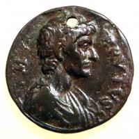 Scuola italiana, testa di bruto, xv secolo - Sailko - Ravenna (RA)
