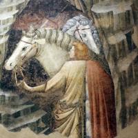 Pietro da rimini e bottega, affreschi dalla chiesa di s. chiara a ravenna, 1310-20 ca., adorazione dei magi 04 - Sailko - Ravenna (RA)