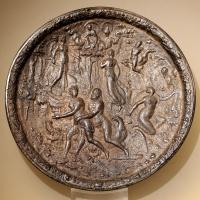 Scuola francese o fiamminga, giove e callisto, xvii secolo - Sailko - Ravenna (RA)