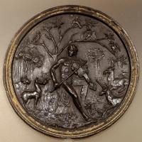 Maestro di orfeo, orfeo incanta gli animali, italia del nord, 1500 ca - Sailko - Ravenna (RA)
