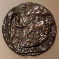 Il moderno, caco rapisce i buoi di ercole, ante 1507 - Sailko - Ravenna (RA)