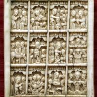 Arte bizantina, tavoletta con le dodici feste, xvi secolo - Sailko - Ravenna (RA)