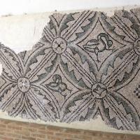 Mosaici pavimentali da san severo a classe, 590 dc ca. 01 - Sailko - Ravenna (RA)