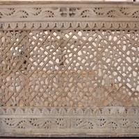 Transenna marmorea traforata, dal recinto presbiteriale di san vitale, VI secolo 04 - Sailko - Ravenna (RA)