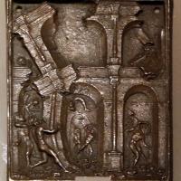 Germania meridionale, follia di sansone, 1550-1600 ca - Sailko - Ravenna (RA)