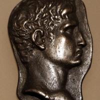 Scuola italiana, testa di augusto, 1450-1500 ca - Sailko - Ravenna (RA)