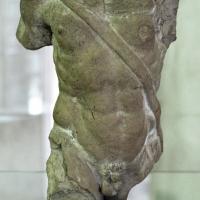 Torso maschile, dalla zona del palazzo di todorico, 290 dc ca - Sailko - Ravenna (RA)