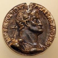 Scuola italiana, busto di galba, 1500-50 ca - Sailko - Ravenna (RA)