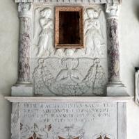Ravenna, san vitale, secondo chiostro, frammenti rinascimentali - Sailko - Ravenna (RA)