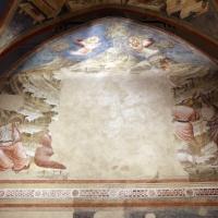 Pietro da rimini e bottega, affreschi dalla chiesa di s. chiara a ravenna, 1310-20 ca., natività e annuncio ai pastori 02 - Sailko - Ravenna (RA)