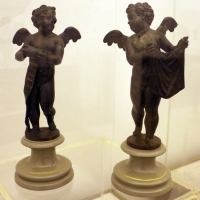 Girolamo campagna, angioletti coi simboli della passione, 1615-18 - Sailko - Ravenna (RA)
