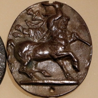 Scuola forse fiorentina, centauro, 1450-1500 ca - Sailko - Ravenna (RA)