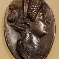 Scuola italiana, busto di giulia, xv secolo - Sailko - Ravenna (RA)
