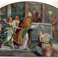Francesco longhi, consacrazione della basilica di s. giovanni evangelista, 1568, dall'omonima chiesa a ravenna - Sailko - Ravenna (RA)