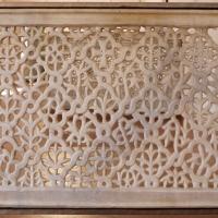 Transenna marmorea traforata, dal recinto presbiteriale di san vitale, VI secolo 02 - Sailko - Ravenna (RA)