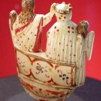 Veneto, incoronazione della vergine, dal riccio di un pastorale, avorio, 1370-90 ca. 02 - Sailko - Ravenna (RA)