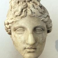 Testa di divinità, I-II secolo dc., prov. ignota - Sailko - Ravenna (RA)