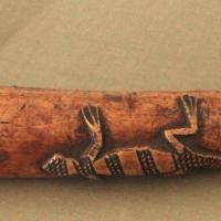Calabar (nigeria), corno musicale, xvi secolo 02 - Sailko - Ravenna (RA)