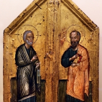 Madonnaro cretese, annunciazione, xvii secolo - Sailko - Ravenna (RA)
