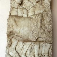 Rilievo di altare monumentale con processione sacrficale (toro), 42-43 dc, dalla zona di s. vitale-mausoleo di galla placidia 01 - Sailko - Ravenna (RA)