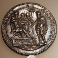 Scuola italiana, allegoria, 1500-1550 ca - Sailko - Ravenna (RA)