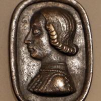 Gian francesco enzola, ritratto di galeazzo sforza, 1455-75 ca - Sailko - Ravenna (RA)