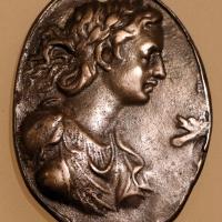 Scuola italiana, busto di donna, 1450-1500 ca - Sailko - Ravenna (RA)