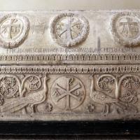 Calco del sarcofago ravennate dell'arcivescovo teodoro, 01 - Sailko - Ravenna (RA)