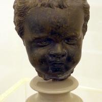 Bottega dei lombardo (attr.), testa di fanciullo, 1500-50 ca - Sailko - Ravenna (RA)
