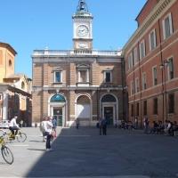 Piazza del Popolo e Residenza Comunale - Ravenna - RatMan1234 - Ravenna (RA)