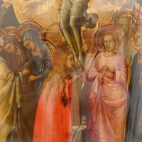 Lorenzo monaco, crocifissione e santi, 02 - Sailko - Ravenna (RA)