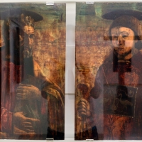 Artista veneto-emiliano, ss. pietro e lorenzo, xv secolo - Sailko - Ravenna (RA)