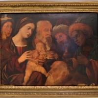 Francesco da santacroce, adorazione dei magi, 1525-45 ca - Sailko - Ravenna (RA)