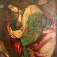 Francesco zaganelli da cotignola, crocifissione, 06 san giovanni - Sailko - Ravenna (RA)