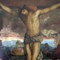 Francesco zaganelli da cotignola, crocifissione, 02 - Sailko - Ravenna (RA)