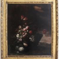 Antonio mezzadri, cesta con fiori (bo) - Sailko - Ravenna (RA)