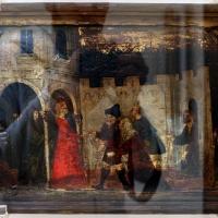 Scuola marchigiana, elemosina di santa lucia, 1400-50 ca - Sailko - Ravenna (RA)