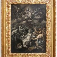 Cesare pronti, madonna col bambino in gloria e santi - Sailko - Ravenna (RA)