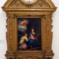 Bastianino, sposalizio mistico di santa caterina - Sailko - Ravenna (RA)
