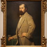 Antonio ciseri, ritratto di luigi majoli, 1856 - Sailko - Ravenna (RA)