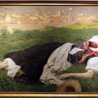 Giuseppe vizzotti alberti, il cardo selvatico, 1895 - Sailko - Ravenna (RA)