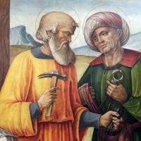 Baldassarre carrari, deposizione di cristo dalla croce, 03 - Sailko - Ravenna (RA)