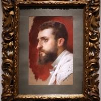 Arturo moradei, ritratto di vittorio guaccimanni, 1885 circa - Sailko - Ravenna (RA)
