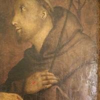 Francesco zaganelli da cotignola, crocifissione, 05 san francesco - Sailko - Ravenna (RA)