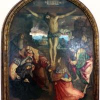 Francesco zaganelli da cotignola, crocifissione, 01 - Sailko - Ravenna (RA)
