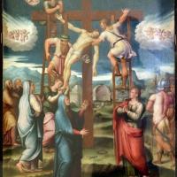 Luca longhi, deposizione dalla croce, 1560 ca - Sailko - Ravenna (RA)