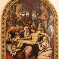 Giorgio vasari, compianto sul cristo deposto dalla croce, 01 - Sailko - Ravenna (RA)