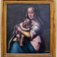 Barbara longhi, madonna col bambino dormiente (ra) - Sailko - Ravenna (RA)