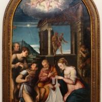 Luca longhi, adorazione dei pastori, 01 - Sailko - Ravenna (RA)