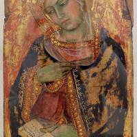 Taddeo di bartolo, annunciata - Sailko - Ravenna (RA)